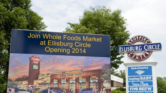 Whole Foods Market opens Monday at Ellisburg Circle, the company's second local location. The fun kicks off Thursday with a food truck festival.
