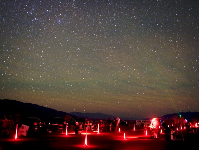 Night skies  in Death Valley National Park_credit Furnace