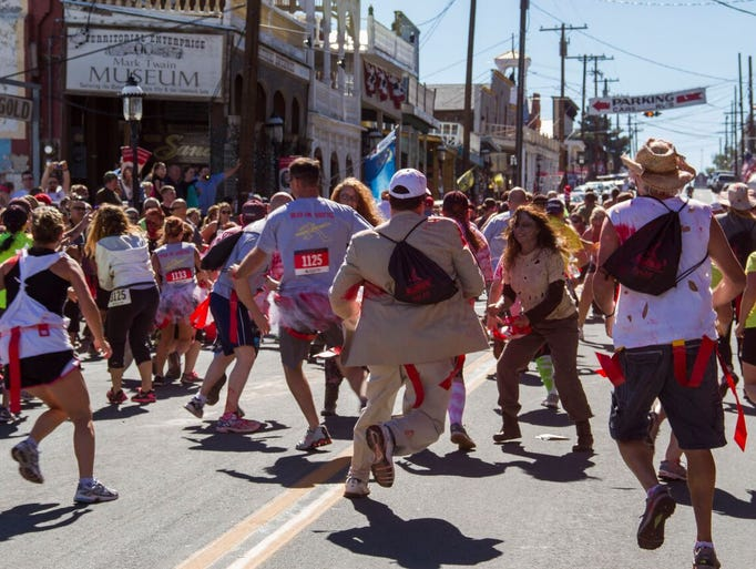 Image result for red run virginia city