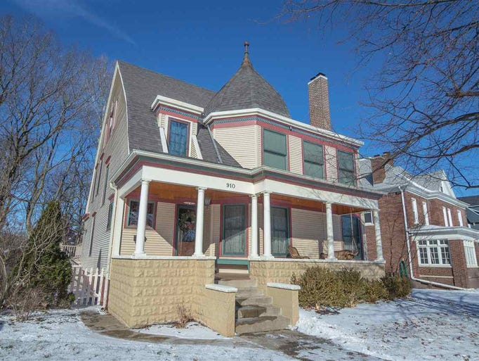 This $350K Lafayette home built in 1893 combines historic