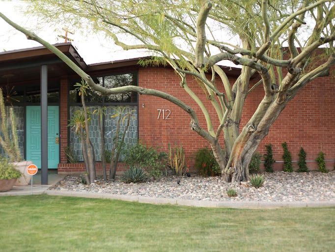 loving phoenixs midcentury modern architecture including my home - Mid Century Modern Homes
