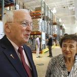 US Rep Lowey, USDA official tour Food Bank