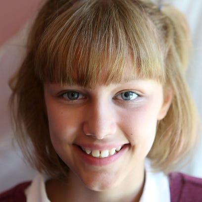 'America's Got Talent' singer Grace VanderWaal, 12,