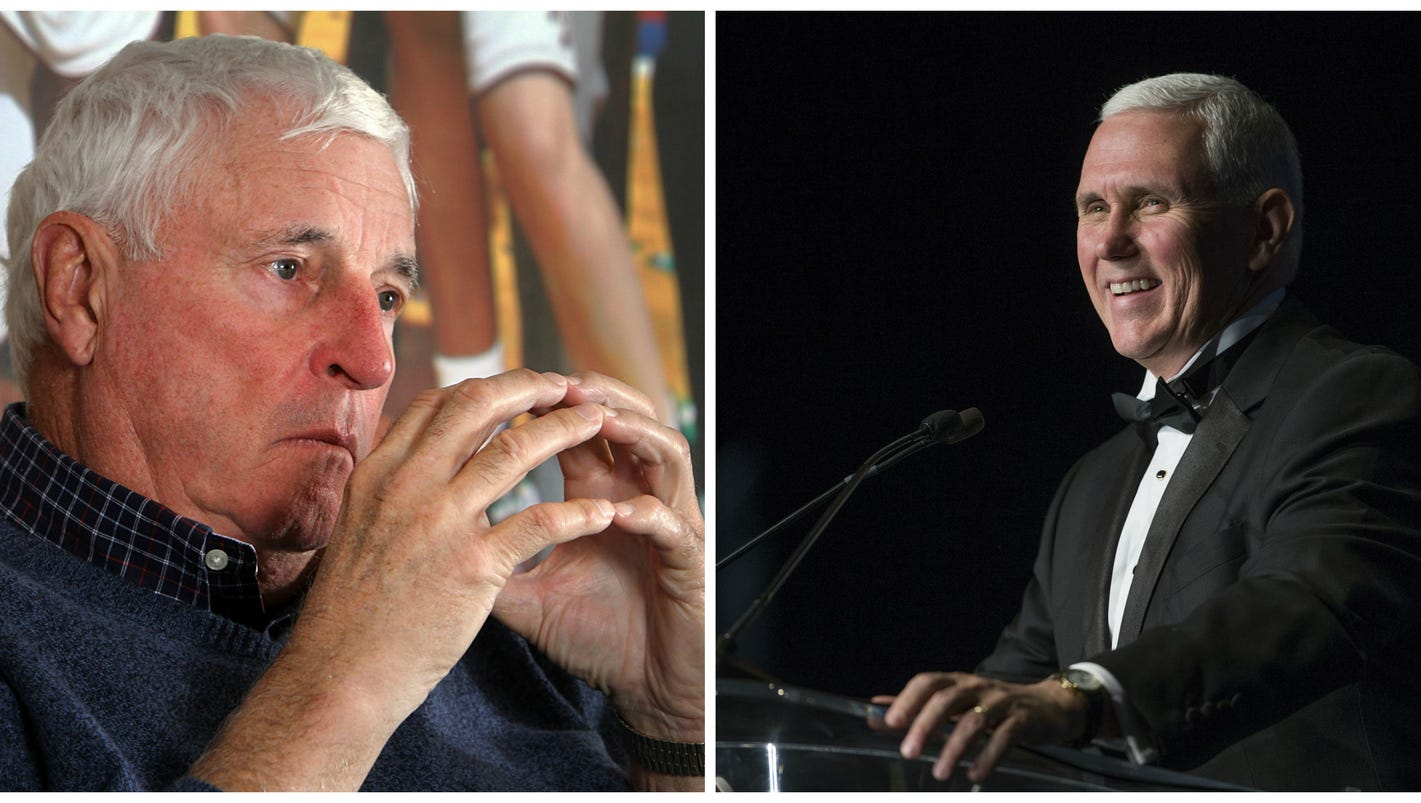 the life and career of bob knight Bob knight explains why he endorsed donald trump  throughout the  campaign, however, professional fact checkers have had a field day.