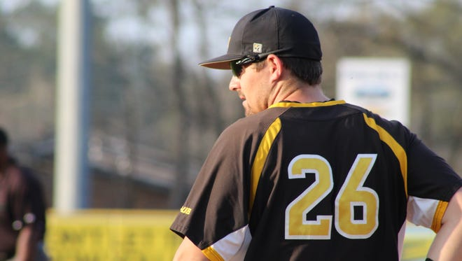 Former Southern Miss first baseman Tim Lynch earned All-American honors Thursday.