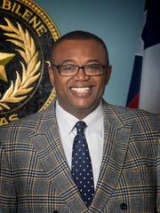 Abilene City Councilman Anthony Williams