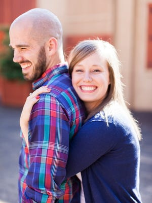 Joshua Crocker and his wife Ashley met in 2013 through working together at Anderson University. He proposed in February 2015, and they married in September of the same year.