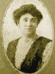 Famed actress Aida Blanche Ford moved to Rutherford in 1912.