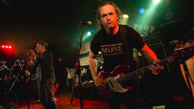 So Watt performs during the Light of Day Cover Me show, Sunday, January 10, 2016, at the Stone Pony in Asbury Park.