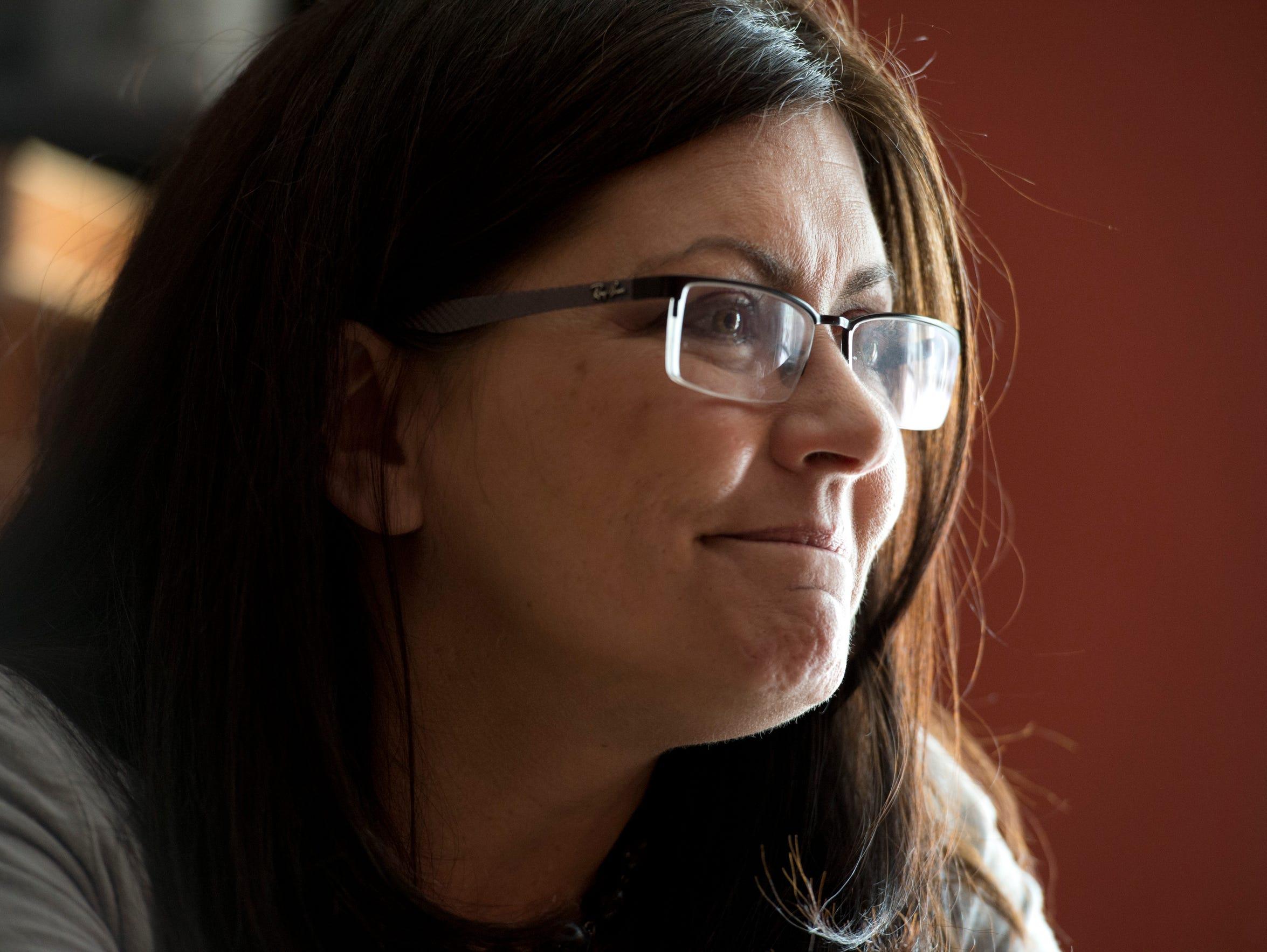 Laura Pogliano talks about her son, Zac Pogliano, who