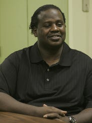 The Rev. Carl Marable with Second Chance Ministries