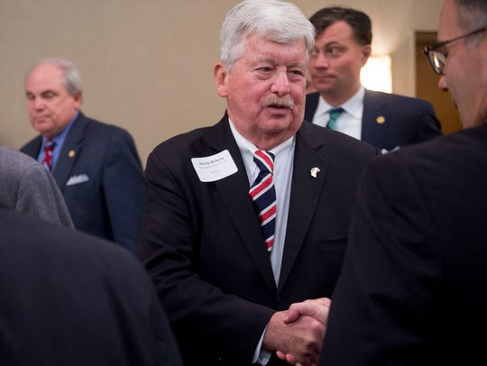Lt. Gov. Randy McNally, R-Oak Ridge, who was re-elected to his Senate seat Tuesday, likely will also be re-elected by the Senate as its speaker (and lieutenant governor), the second highest position in Tennessee government.