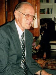Donald Major, of Conklin, died on Feb. 22 at the age