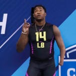 Andrew Hawkins, ex-Bengal, relates to UCF's Shaquem Griffin as underdog