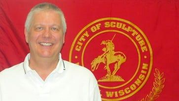 Waupun Mayor Kyle Clark