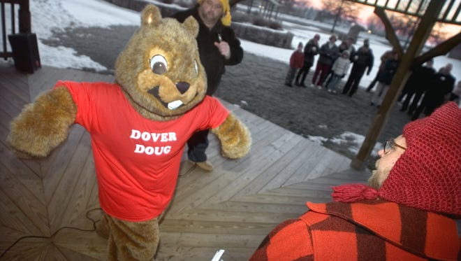 What will Dover Doug prognosticate on Groundhog Day?