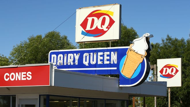 Dairy Queen at 629 E. Main St. has closed on May 4, 2018, in Mesa.