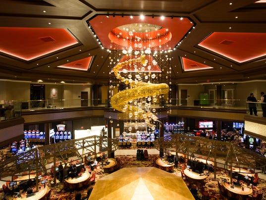 vegas casinos lucky spots