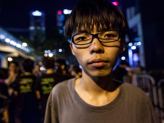 EPA CHINA HONG KONG OCCUPY