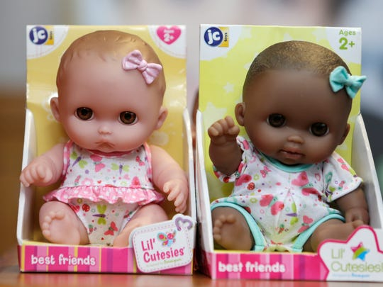 """Lil Cutesies"" doll made the annual list of worst toys, at Franciscan Hospital for Children in Boston. The consumer watchdog group has released its annual list of what it considers to be the 10 most unsafe toys as the holiday season approaches."