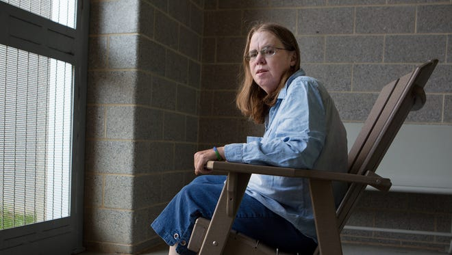 Alison Hymes second stay at Western State Hospital lasted about a year and a half before she was released in late June. Alison Hymes was no ordinary patient. Before landing at Western, she spent years urging others with mental illness and their families not to let doctors, judges and social workers make decisions for them.