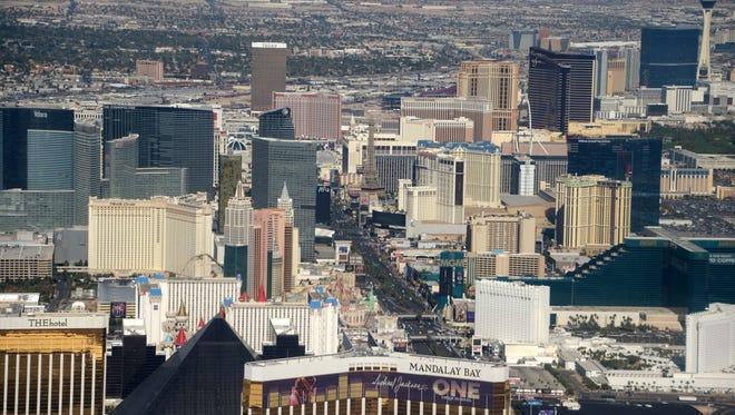 Las Vegas has a lot of transplants from hockey cities.