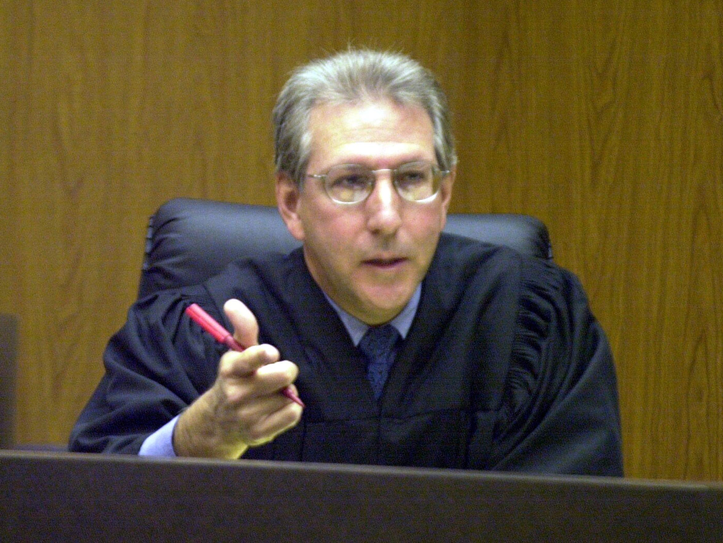 Maricopa County Superior Court Judge Ronald Reinstein