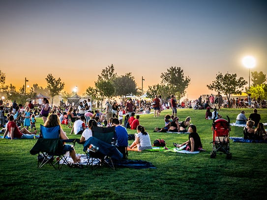 7/4: July Fourth Fireworks Spectacular: Chandler is
