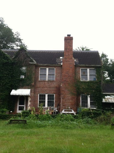 Photos shared by former Charles Mansion renter Ryler Calabrese show lots of living in the house, from gardening to house parties.