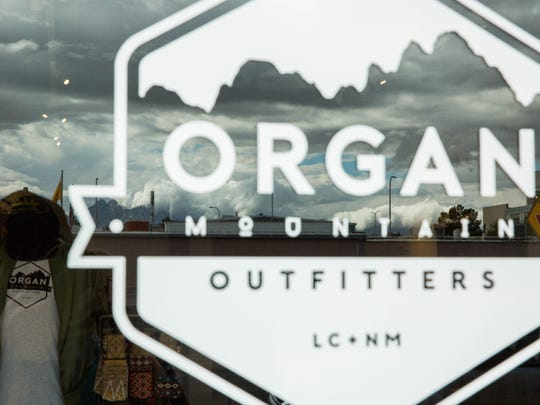 organ Mountain Outfitters has a newly opened store on Main Street. September 22, 2017.