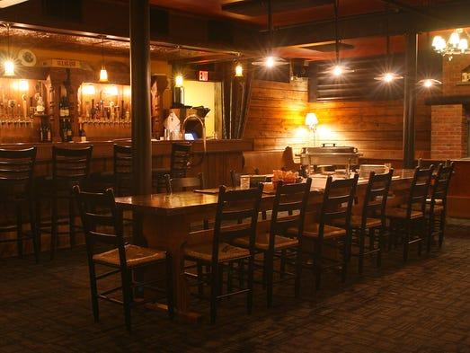 Hidden bars and restaurants in each state