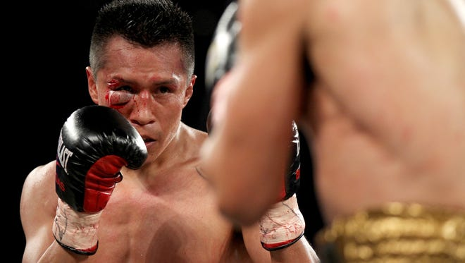 Francisco Vargas will put his WBC super featherweight title on the line Saturday in Indio.