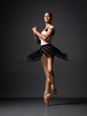 Misty Copeland S Best Advice For Achieving A Ballerina Body