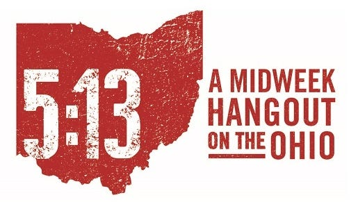 """""""5:13,"""" the reincarnation of Party in the Park, will feature bands, DJs, craft beer patios, cocktails from local bars, food trucks, interactive games, wine tastings, theme nights, seating areas, according to a news release from the Cincinnati USA Regional Chamber."""