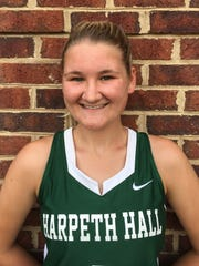 Harpeth Hall senior midfielder Lauren Lee