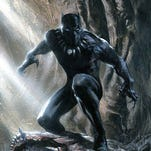 "Marvel created the black superhero Black Panther in 1966, months before the Black Panthers were created. He debuted in 1966 in the ""Fantastic Four"" comic."