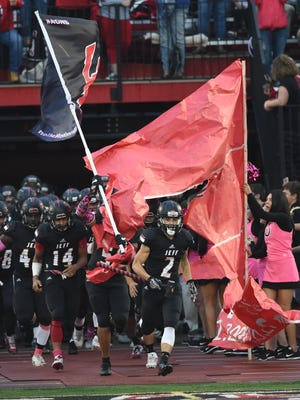 Scenes from Lafayette Jeff Friday night the Bronchos defeated the Logansport Berries.