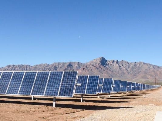 solar field 1