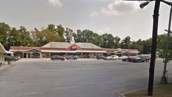 The former A&P location in Bedford, which will become a DeCicco Family Market early next year.