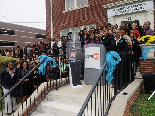 On Oct. 6, 2015, 100 African-Amercian women gathered