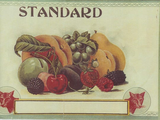 Fruit label