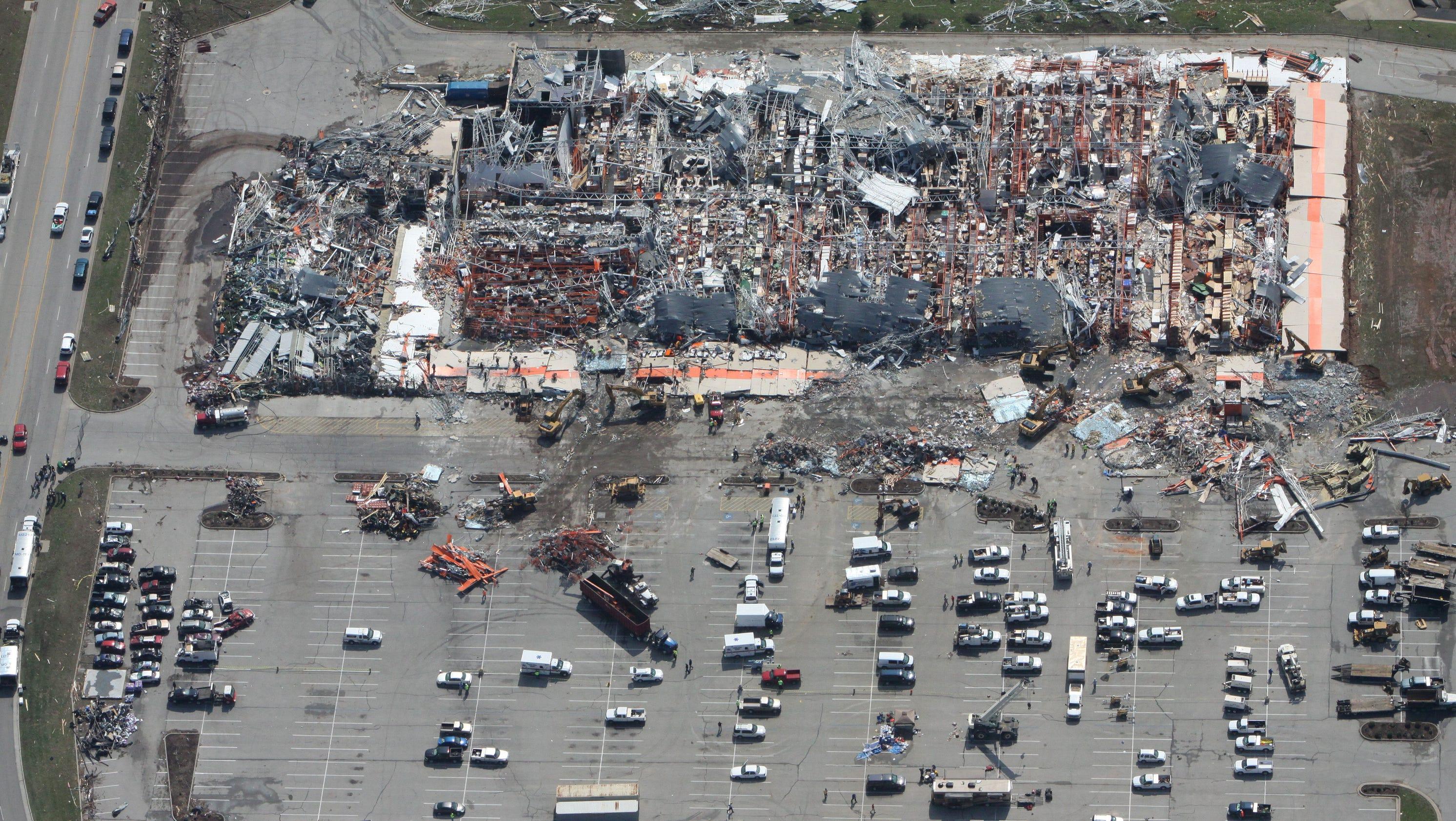 Joplin woman suing Home Depot for tornado s