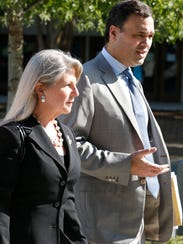 Maureen McDonnell and William Burck