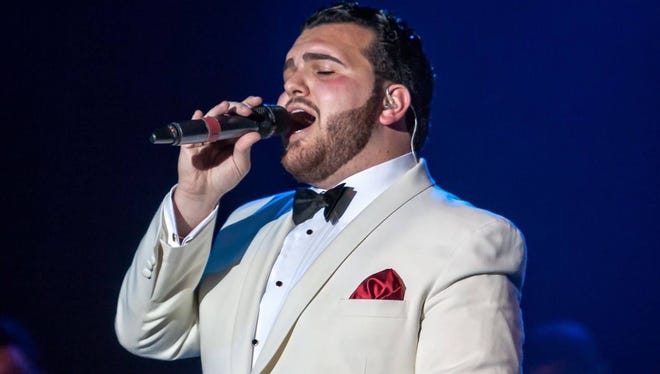 "Sal Valentinetti became a viral sensation when he competed on season 11 of ""America's Got Talent."" The crooner was a former pizza delivery boy before making it big."