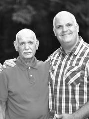 Lou Benfatti, Sr. and Lou Jr.