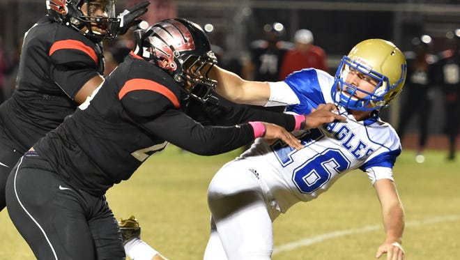 Shelbyville captured a 49-47 victory over Stewarts Creek last Friday.