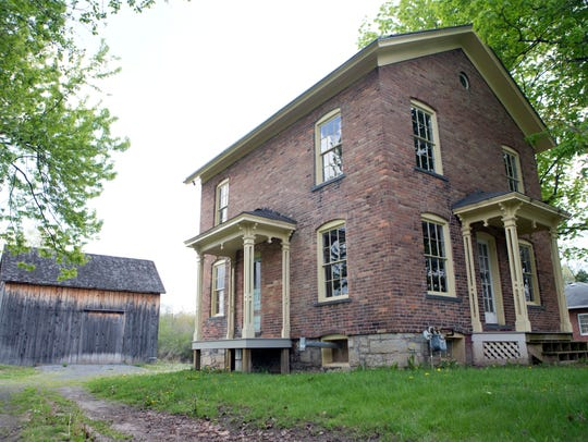 The Harriet Tubman Residence in Auburn, N.Y., became