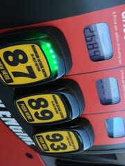 The unlimited fuel point redemption offer is only good