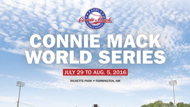 The Connie Mack World Series will return to Farmington on Friday.