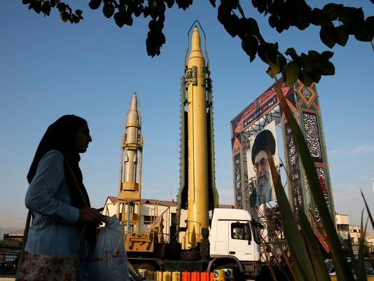 AP AP ANALYSIS IRAN SYRIA I FILE IRN